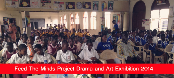 Feed The Mind Art Exhibition And Drama Compitition Keba border=